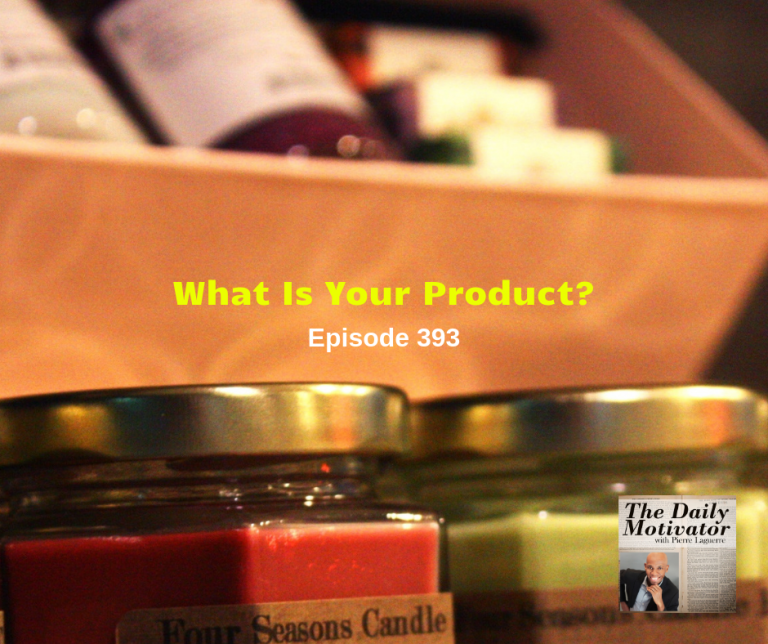 What Is Your Product? Episode #393