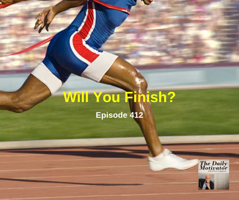 Will You Finish? Episode #412