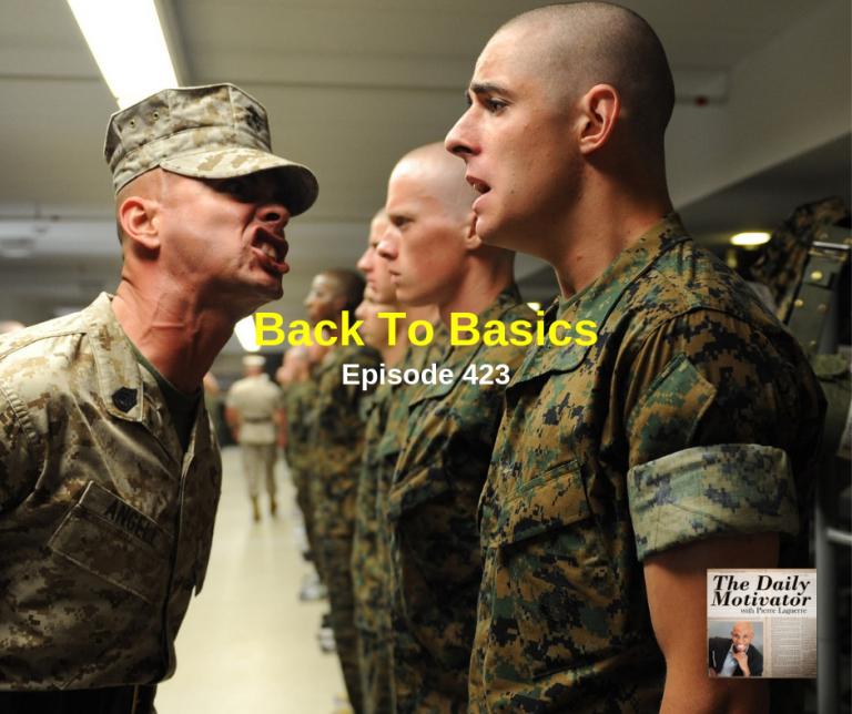 Back To Basics Episode #423