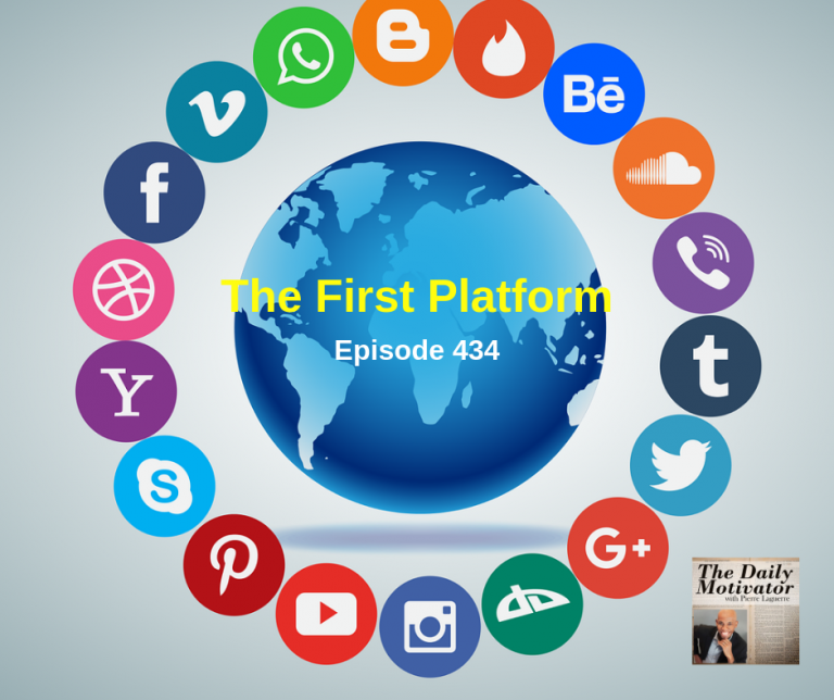 The First Platform. Episode #434